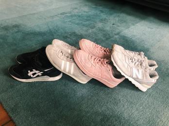 Sneaker-Reinigung und Reparatur-Services in Deutschland