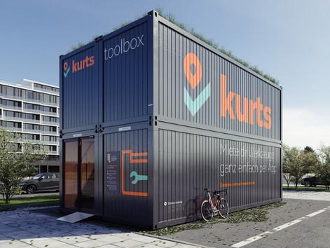 kurts toolboxen - Werkzeugschließfächer mit viel Potenzial