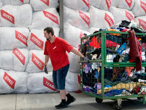 TEXAID: die Lösung für Unternehmen mit Overstock und unverkäuflichen Retouren?