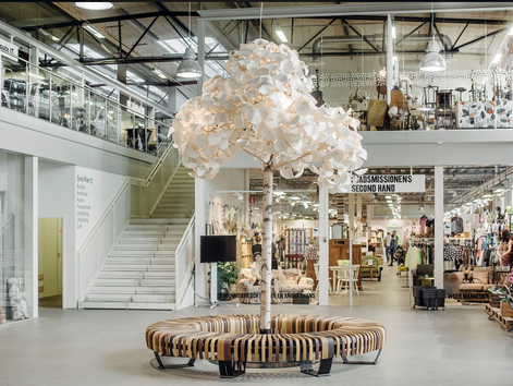 ReTuna - Erste Secondhand & Upcycling Shoppingmall (Schweden)