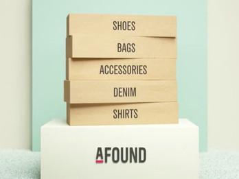 Afound.com von H&M launcht heute! Ein schickes neues Online-Outlet mit fragwürdiger Kommunikation