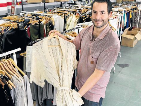 Micolet – Mehr Fast Fashion bei Secondhand geht kaum