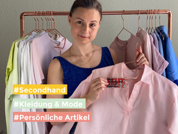STOP READING ME AS FAST FASHION - a curated Secondhand Collection with a Message.