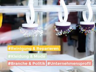 Zalando arbeitet weiter an der Attitude-Behavior-Gap und launcht Care & Repair Service in Berlin