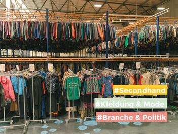 Der Wholesale Trend mit Secondhand