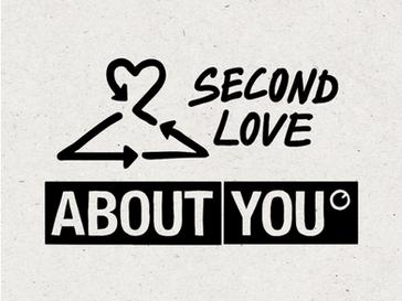 ABOUT YOU setzt auf Partner die das Secondhand Segment 'Second Love' für sie bedienen