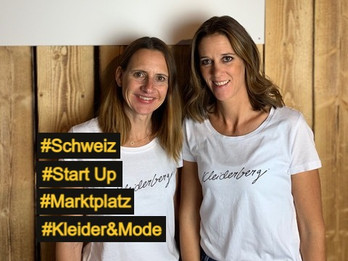 Kleiderberg – Wie Vinted nur besser und nur für Schweizer