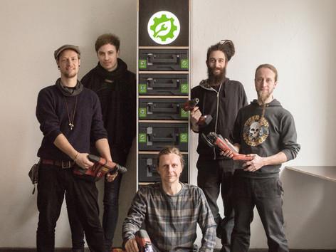 toolbot beta: Werkzeug einfach mieten