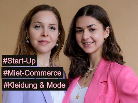 Ein weiterer Stern am Kleidungs-Miet-Commerce Himmel: CLOTHESfriends