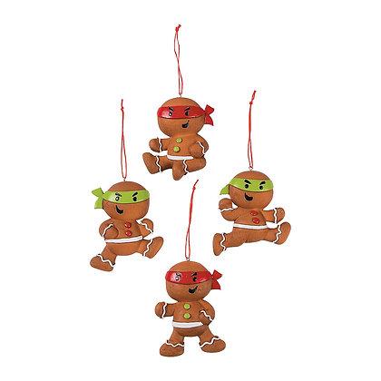 Ninjabread Man Ornament