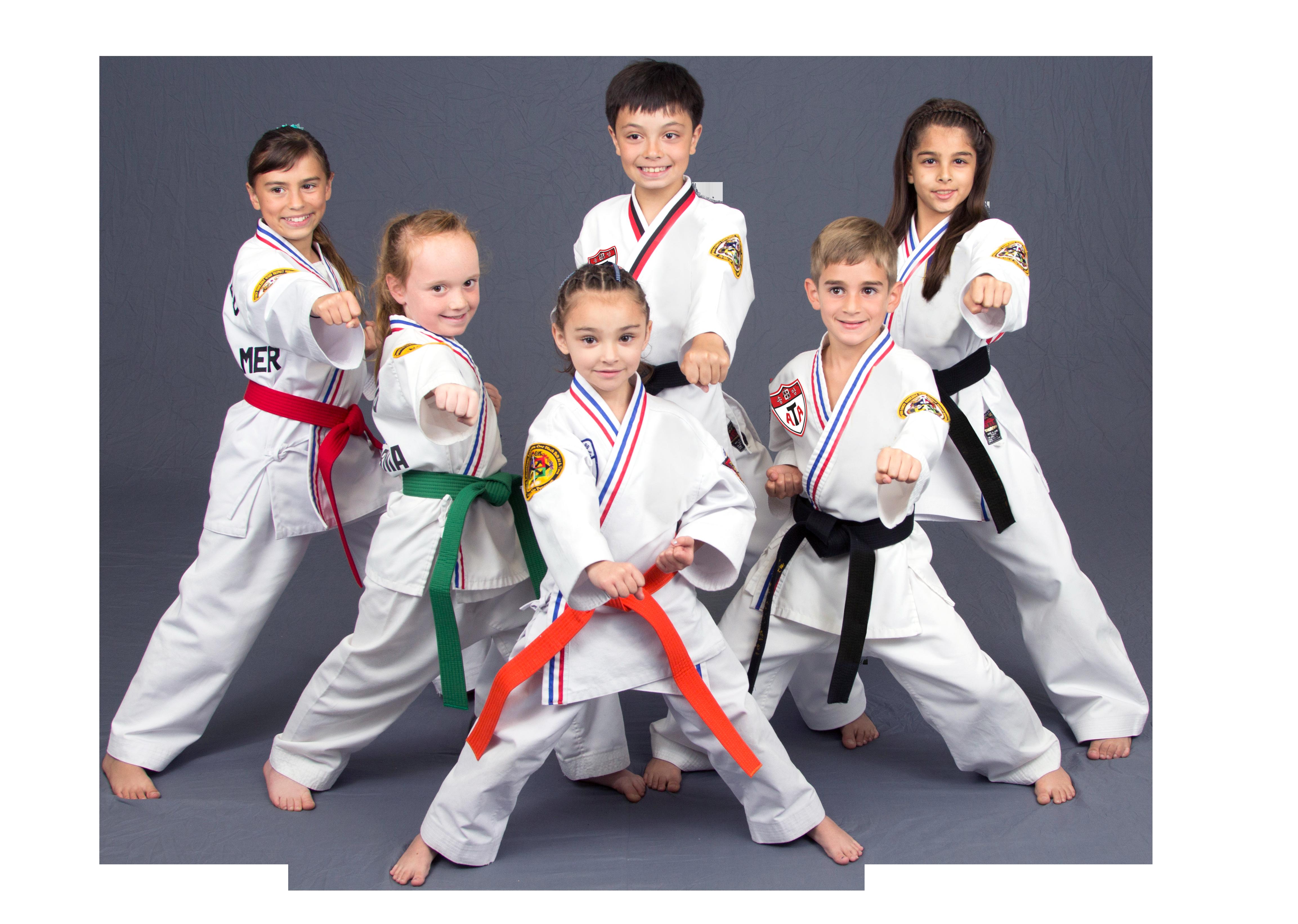 Try a Free Karate Kids Class!