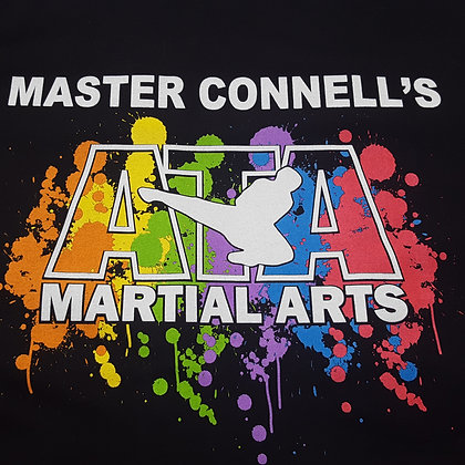 Master Connell's Color Splash T-Shirt