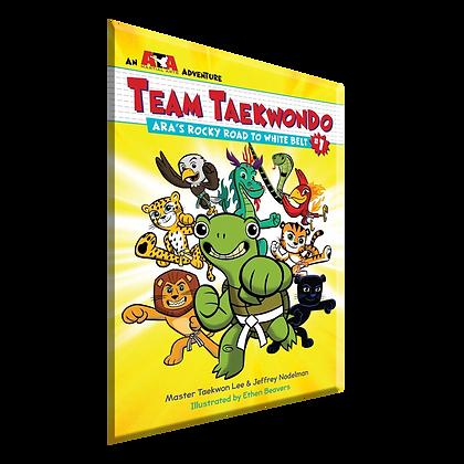 ATA Tigers Team Taekwondo Book