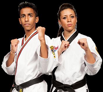 Try a Free Teen & Adult Taekwondo Class!