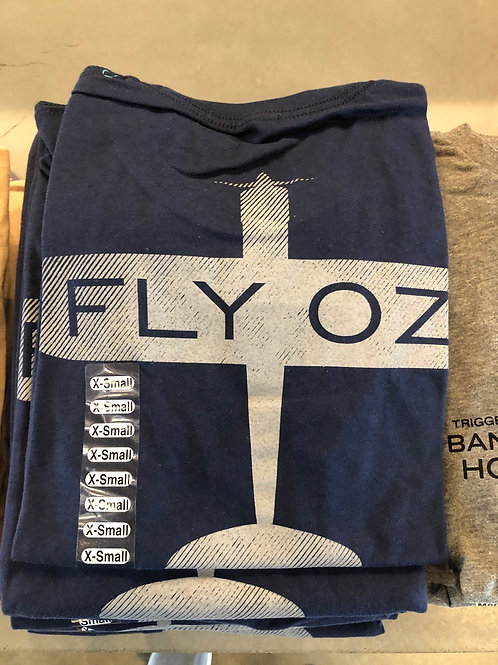 FLY OZ Wing T-Shirt (Blue)