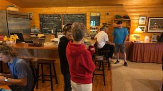 Dnacing Bear Bar