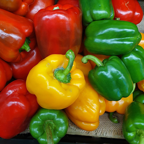 Sweet Peppers 500g