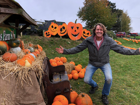 Northampton farm opens its field for spooky pumpkin pick your own fun
