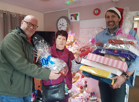 Northampton farm spreads Christmas cheer among children in care