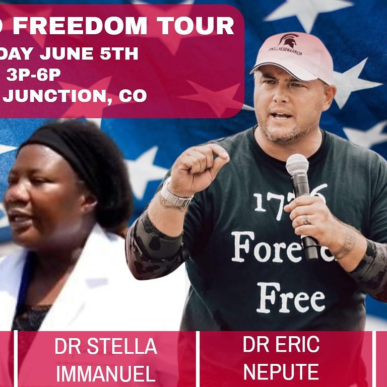 Truth & Liberty Tour!
