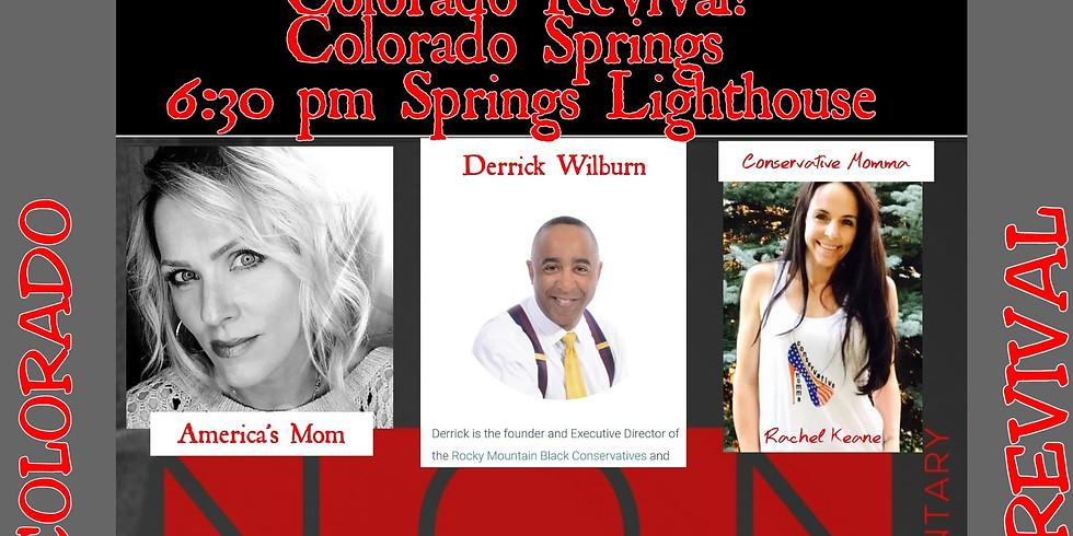 Colorado Revival! Colorado Springs!
