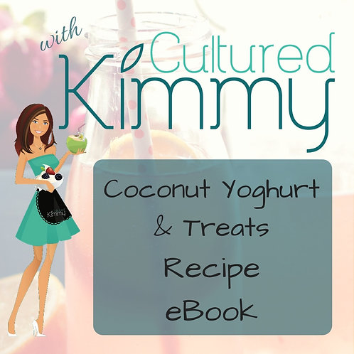 Coconut Yoghurt & Treats