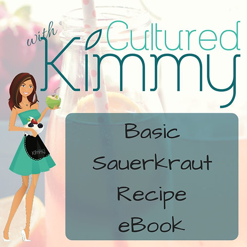 Basic Sauerkraut