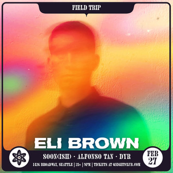 2.27.20 Eli Brown Field Trip Q Nightclub