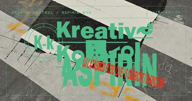 2.14.19 LÄRM S Olbricht Kreative Kontrol ASPIRIN