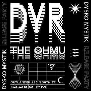 12.28.18 Dysko Mystik The Ohmu