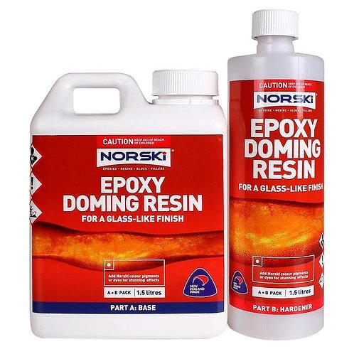 Norski Epoxy Doming Resin 12Ltre