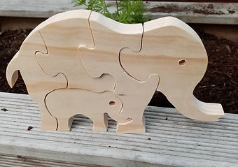 Wooden 2 Elephants Puzzle.jpg