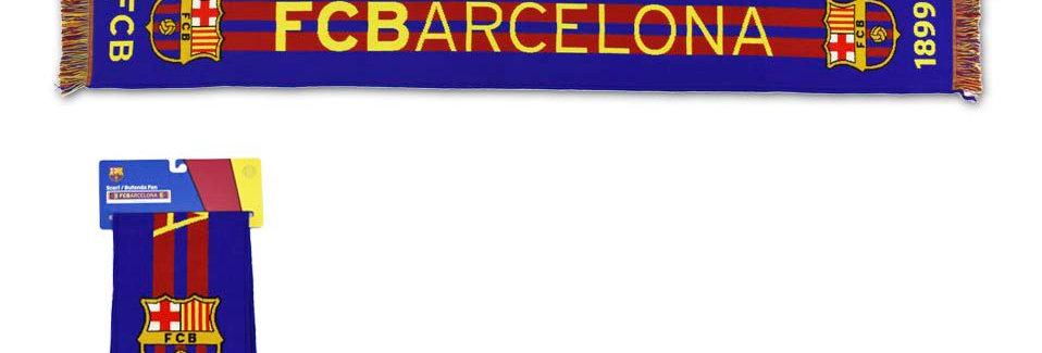FCB Scarf 2
