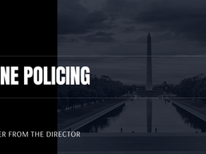 A Letter from the Director: Tone Policing
