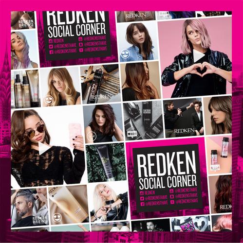 Redken Social Corner