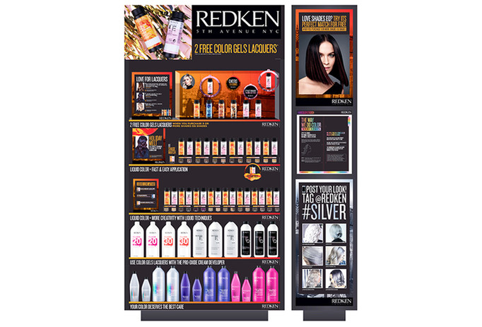 Redken Holiday Color Gels Lacquers & Shades EQ