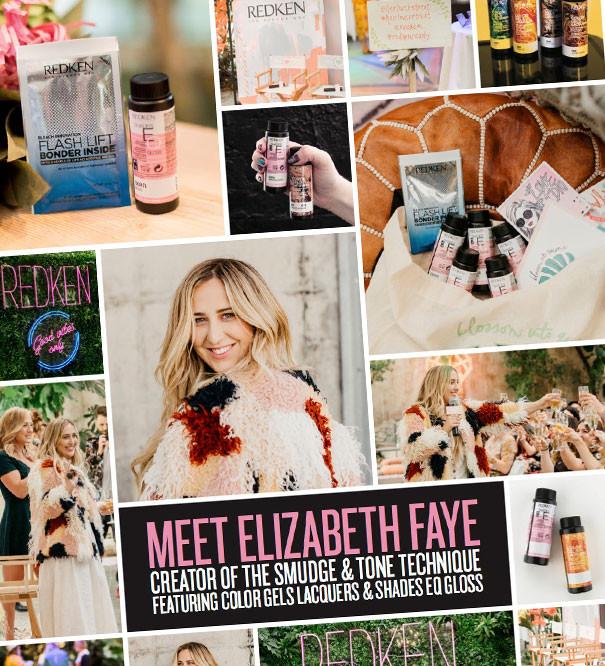 Elizabeth Faye Collage