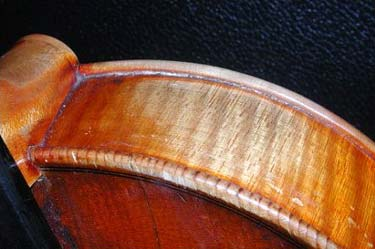 Richard Gagliardi Violin Maker, Northern New Jersey
