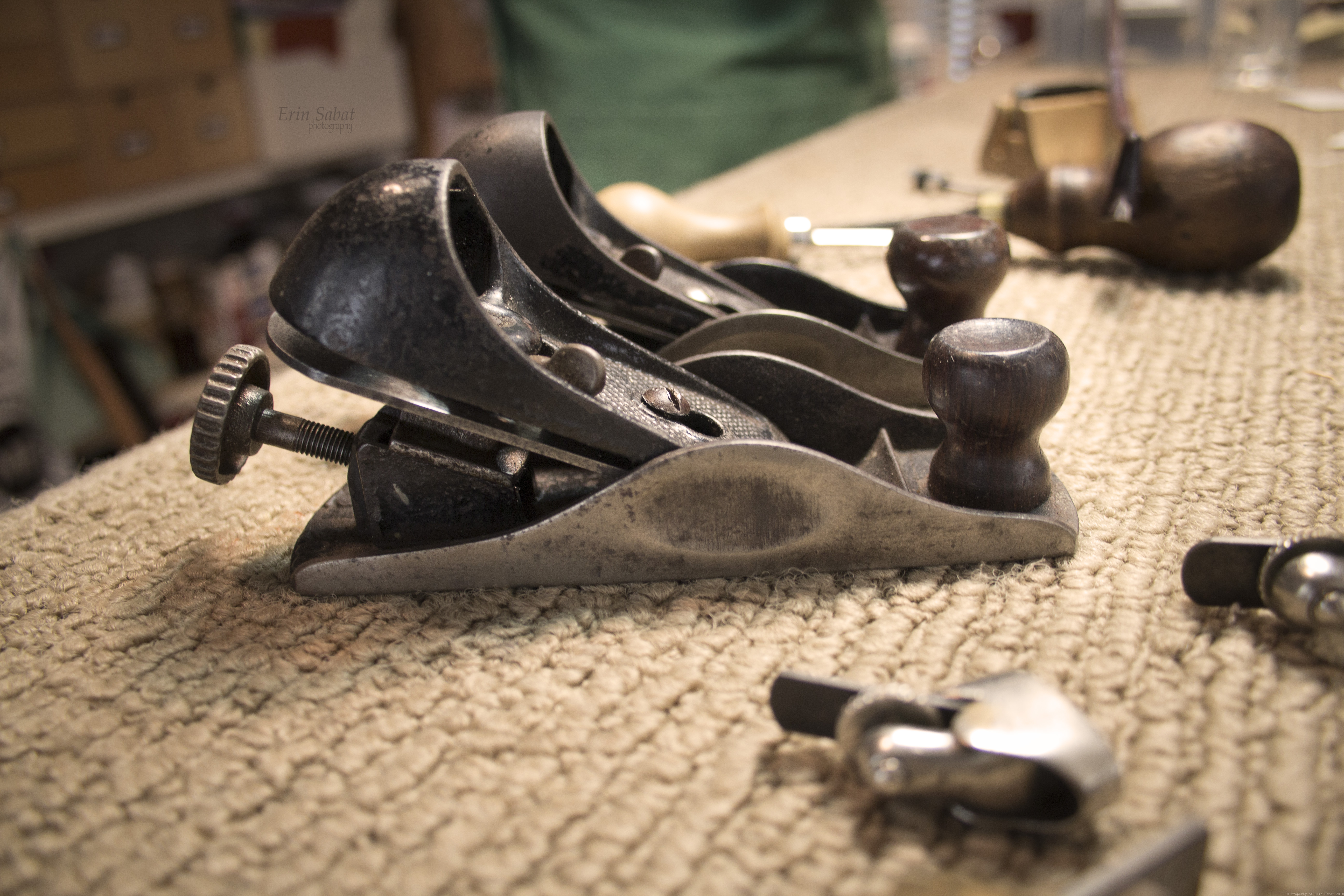 luthier tools Richard Gagliardi Violin Maker, Northern New Jersey