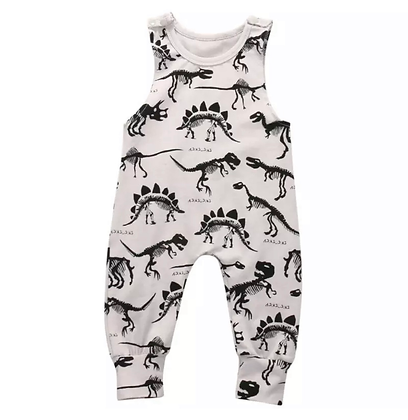 Dino Jumpsuit for Boys