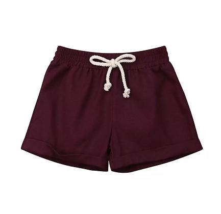 """""""TAYLOR"""" Muslin Boy Shorts"""