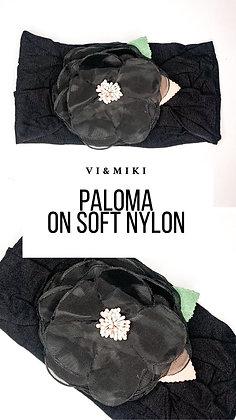 Paloma Headband In BLACK