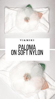 PALOMA Headband In WHITE