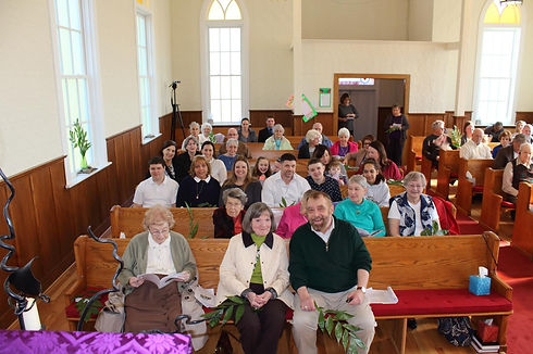 Congregation Gathered