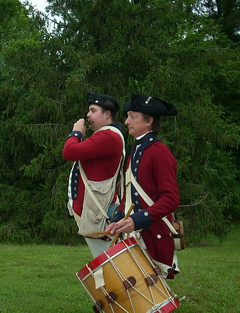 Fife and Drum band