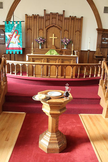 Our chancel