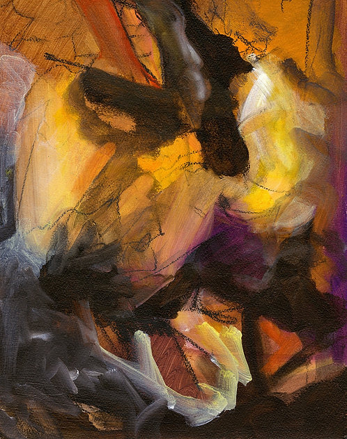 Homage to Rembrandt (Giclee Print)