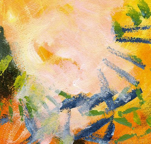 Sun Blossom Card