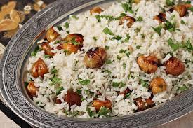 Pirinç Pilavı (Şark Usulü)