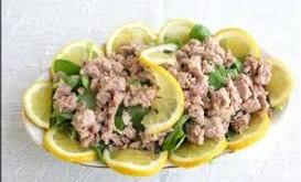 Tahinli Ton Balığı